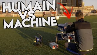 HUMAIN VS MACHINE A TIRS !