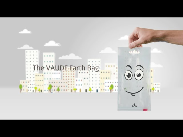 The VAUDE Earthbag (English)| VAUDE
