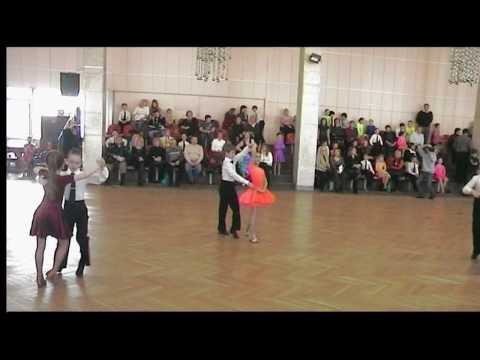 Конкурсы бального танца Н3-Р4 февраль 2015 Москва, Химки