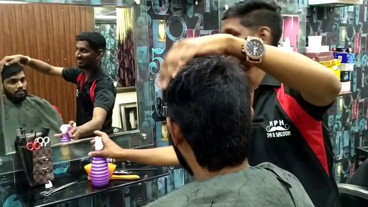 New Padmaja Hair Styles Spa Saloon Men New Look Youtube