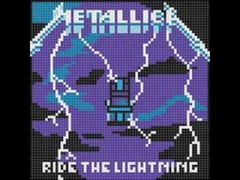 Metallica Fade To Black 8 bits