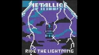 Metallica Fade To Black 8 bits