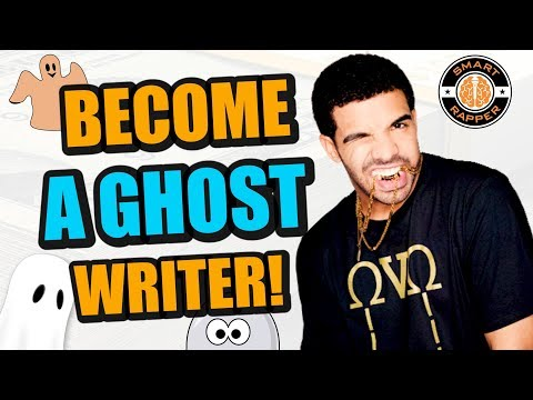 How To Become A Ghostwriter For BIG NAME Rappers - YouTube