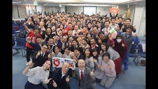 話し方の学校大阪校 スピーチアワード