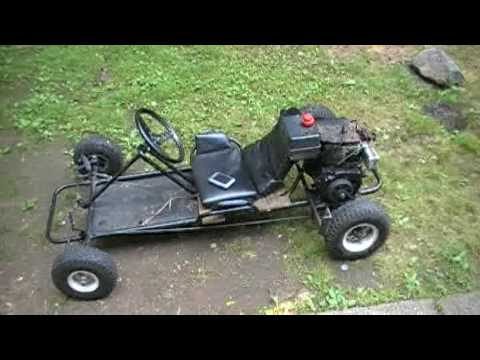 how to make my go kart faster