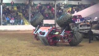 Outlaw Monster Truck Freestyle Winner Ardmore, OK