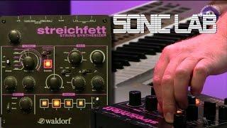 Waldorf Streichfett - String Machine