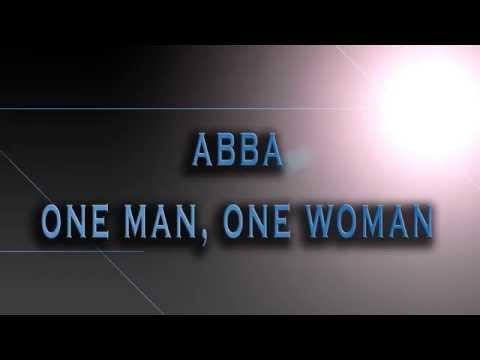 ABBA-One Man, One Woman [HD AUDIO]