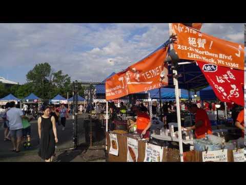 20170715 Jackson Height Queens Night Market Corona Park 02
