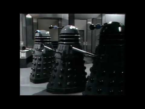 DOCTOR WHO VIDEOS- Genesis of the Daleks- Ronson is Exterminated