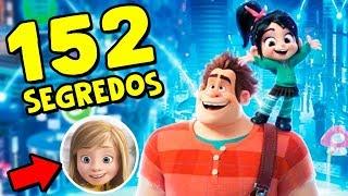 152 SEGREDOS ESCONDIDOS EM WIFI RALPH - QUEBRANDO A INTERNET