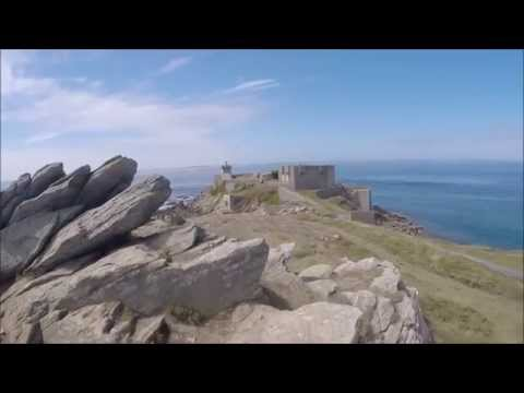 Pointe de Kermorvan - Bretagne - Finistère Nord