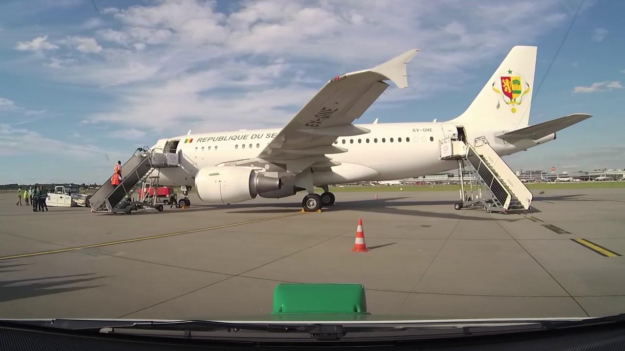 G20 Flughafen Hamburg