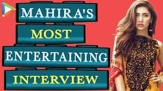 Mahira Khan's Most CANDID Interview On SRK, Ranbir Kapoor, Raees & Lot More
