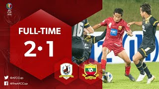 #afccup2020 : Tampines Rovers Fc  Sin  2-1 Shan United Fc  Mya  : Highlights