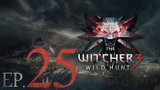 Wiedźmin 3: Dziki Gon [PL] 1080p 60fps # 25 - Wiedźmy i Zły Duch Lasu!