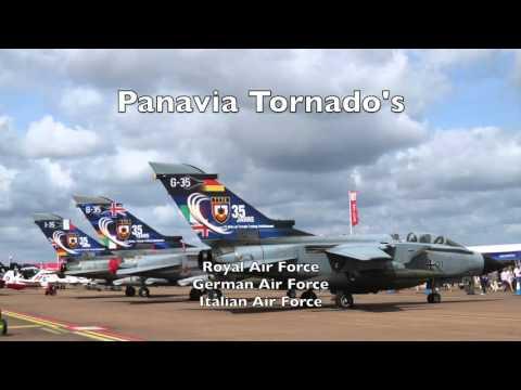 Royal International Air Tattoo (RIAT) 2015 - FULL Saturday Show