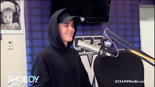 Justin Bieber Talks About New Album, Being Humble & Staying Out of Trouble