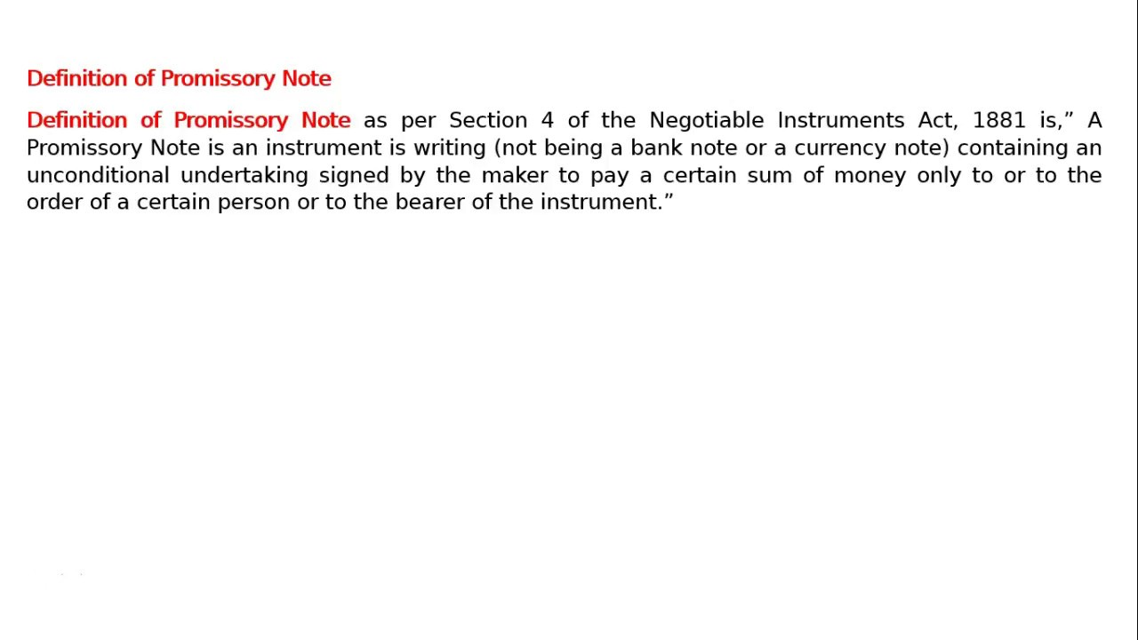 Simple Promissory Note professional invoice format responsibility – Simple Promissory Note