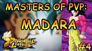 [EP.4] MADARA!! MIGLIORI PLAYERS DI LEGENDS!! - DRAGON BALL LEGENDS PVP