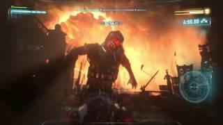 BATMAN™: ARKHAM KNIGHT scarecrow nightmare #1
