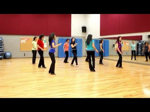 Reasons For My Tears - Line Dance (Dance & Teach in English & 中文)