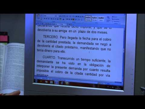 PROCEDIMIENTO CIVIL ORDINARIO - . -из YouTube · Длительность: 11 мин19 с