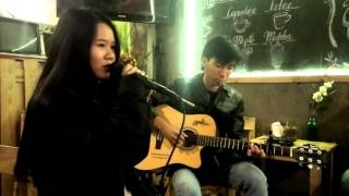 [Guitar] Cover : TÔI THẤY HOA VÀNG TRÊN CỎ XANH_by Thạo Acoustic ft Thủy Tiên