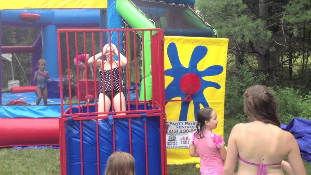 Dunk Tank Rentals South Hadley Ma Amherst Springfield