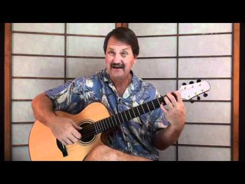 Fishing Blues (Instrumental)  Guitar Lesson Preview