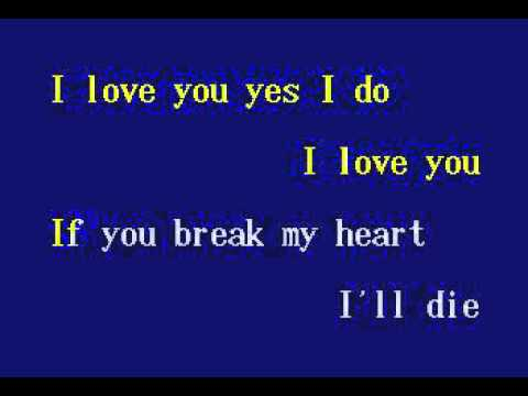 JVC13 06   It's A Sin To Tell A Lie   Boone, Pat [karaoke]
