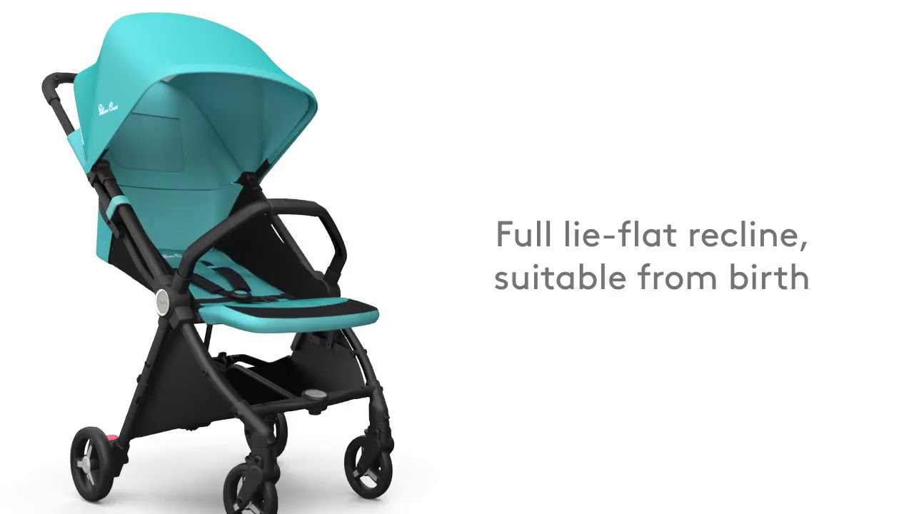 63a6b78442c Silver Cross Jet Ultra Compact Strollers - YouTube