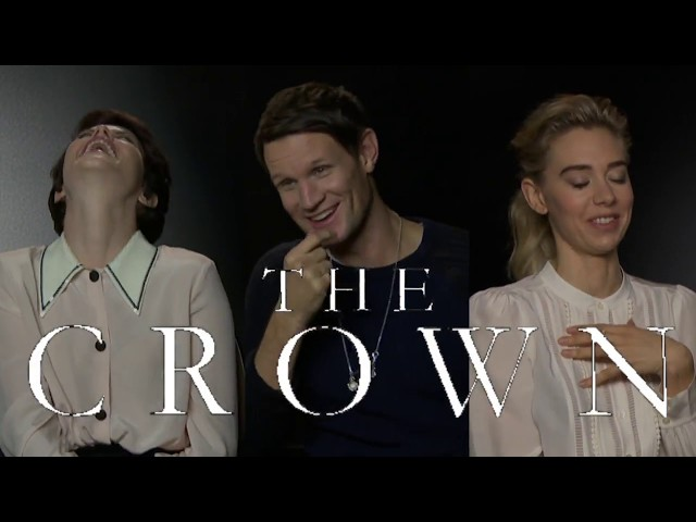 The scene from The Crown that Claire Foy can't stop laughing about