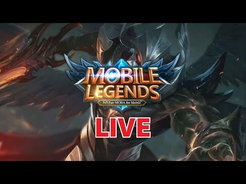LUL NAIK TURUN NAIK TURUN !!! - Mobile Legends [Indonesia] - LIVE