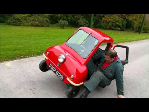 How (not) to exit the Peel P50