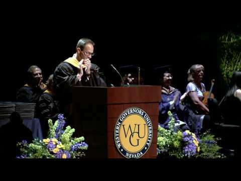 WGU Nevada 2017 Commencement Ceremony