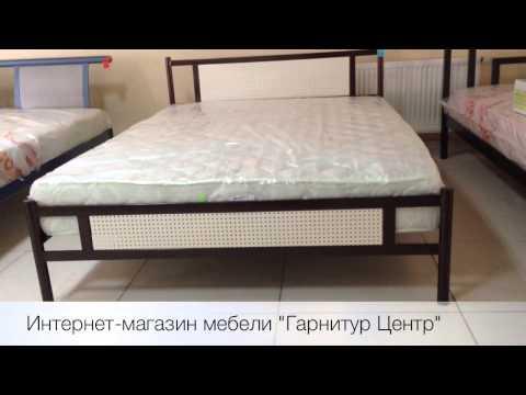 Металлическая кровать Fly New