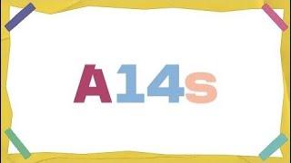 """서울예술교육센터 """"A14s"""" 이건 뭐라고 읽을까요?"""