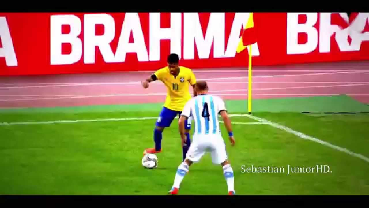how to learn neymar skills