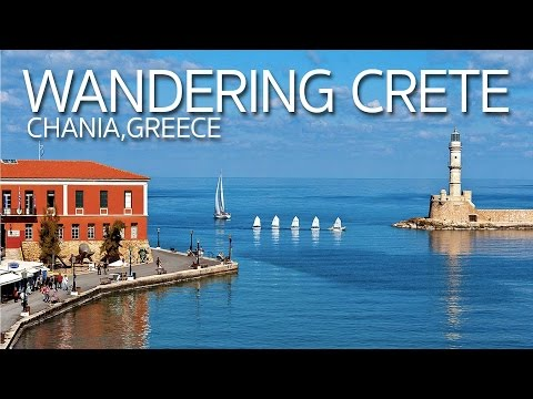 Wandering Chania Crete Greece