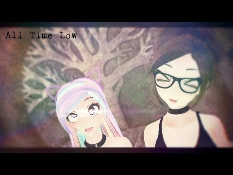 MMD - All time low - Motion Dl (motion download)