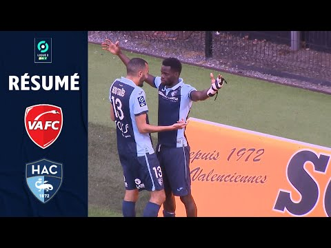 Valenciennes Le Havre Goals And Highlights