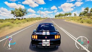 Forza Horizon 3 Ford Mustang Shelby GT350R