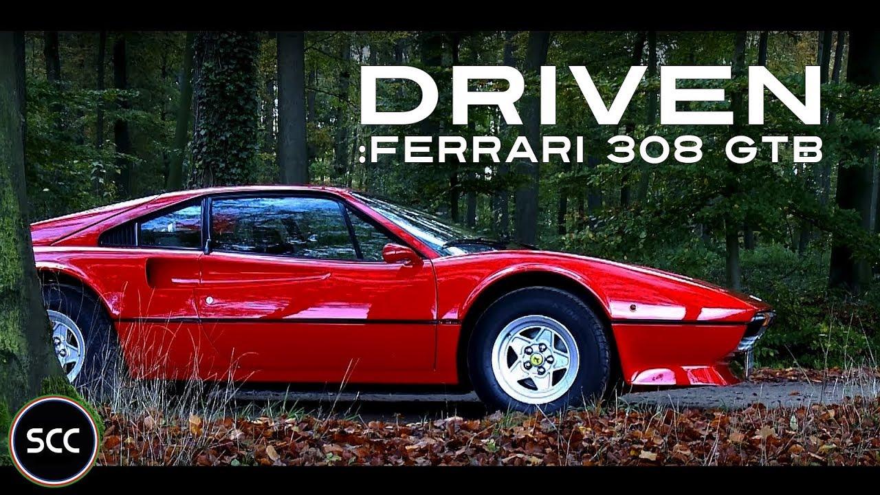 ferrari 308 gtb 1980 full test drive in top gear v8 engine sound scc tv youtube. Black Bedroom Furniture Sets. Home Design Ideas