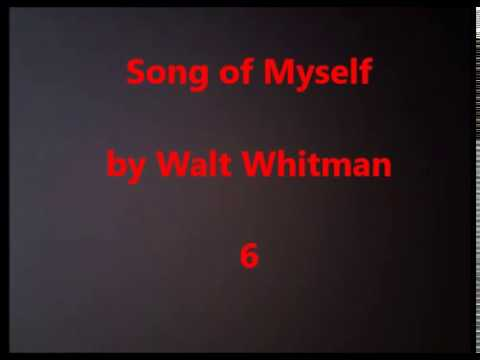 S0341027  Song of Myself by Walt Whitman