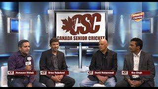 CSCA Over-50 WC2018, Player Interviews-3, Brian Rajadurai, David Mohammed, Roy Singh, Humayun Wahab