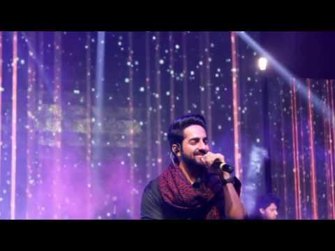 Ayushmann Khurrana - live