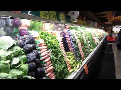Produce Cas Misting System-Mistcooling For Grocery Store