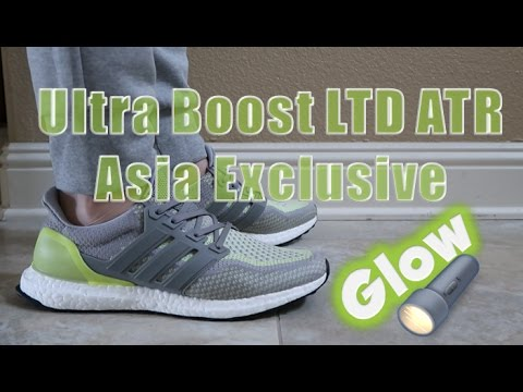 40c6036d9 Adidas Ultra Boost LTD ATR Asia Review + On Feet - YouTube