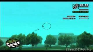 GTA: San Andreas: Mission 46 - Air Raid (PS2)